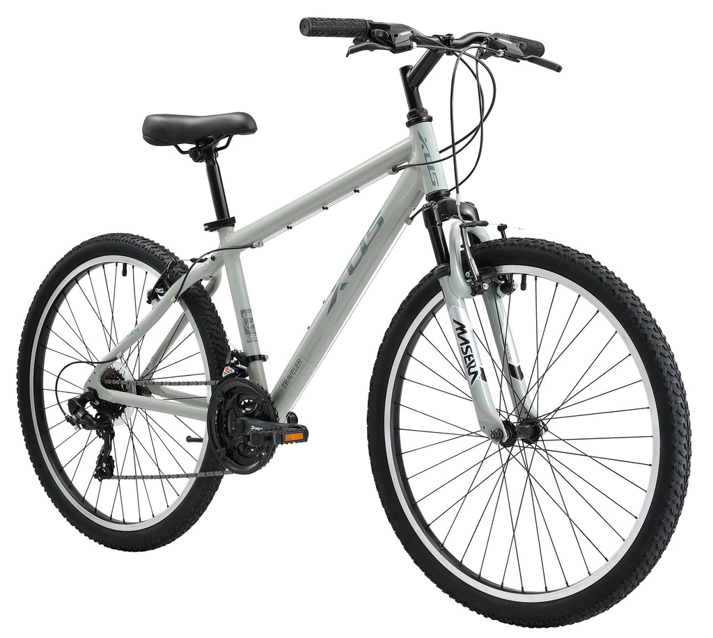"XDS Traveler 21-Speed Men's 26"" Mountain Bike // Grey"