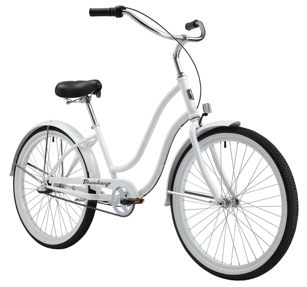 "Firmstrong Siren Lady 3 Speed - Women's 26"" Beach Cruiser Bike"