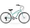 "Firmstrong 26"" Urban Lady 21 Speed - Women's Beach Cruiser Bicycle"