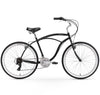 "Firmstrong 26"" Urban Man 21 Speed - Men's Beach Cruiser Bicycle"