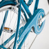 XDS Nadine 7sp Women's Hybrid City Commuter Bike //  Teal