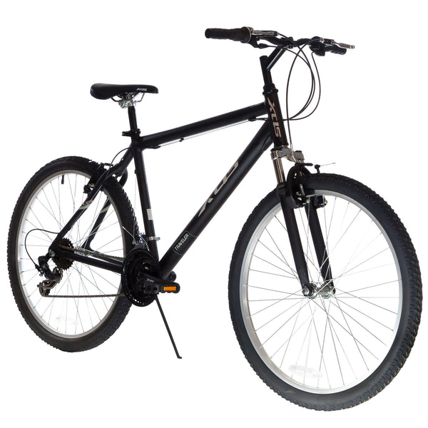 XDS Traveler 21-Speed Men's Mountain Bike // Matt Black