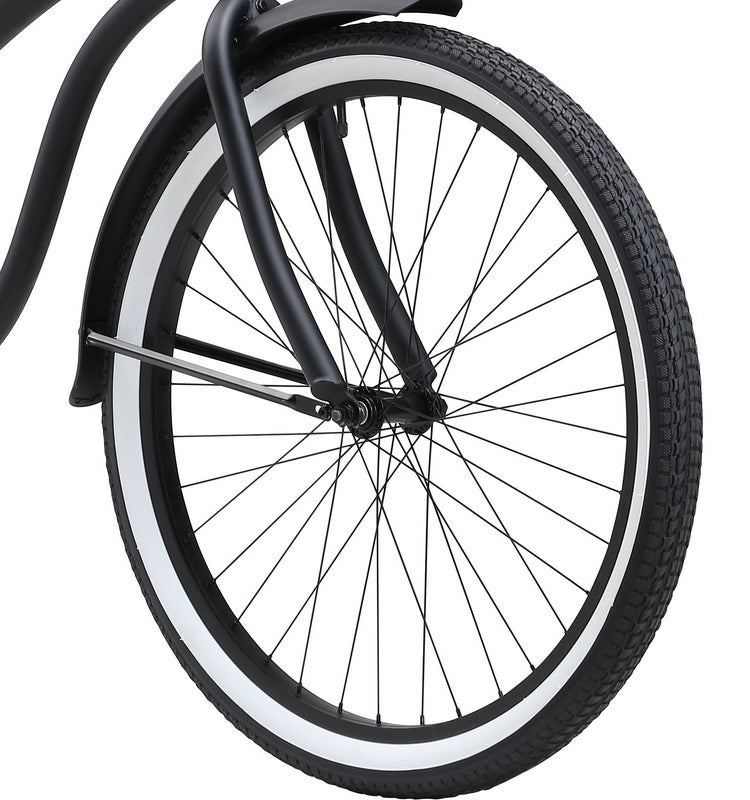"26"" Firmstrong Single Speed Rim Set Front & Rear (Tire, Tube, Fork, Fender are NOT included)"