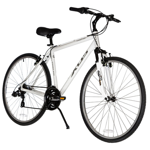 XDS Cross 200  21sp Hybrid City Commuter Bike //  Arctic White