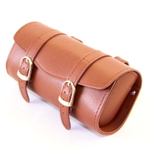 Classic Roll Bag  //  Brown