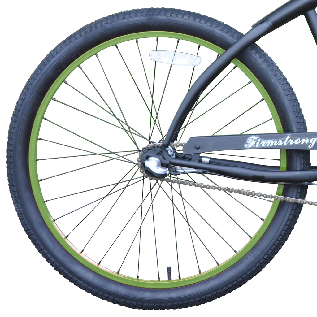"26"" Firmstrong 3 Speed Rear Wheel (Tire, Tube are NOT included)"