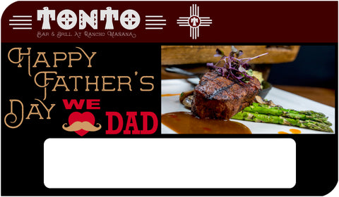 Father's Day E-Gift Card