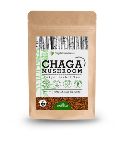Chaga Taiga Herbal Tea