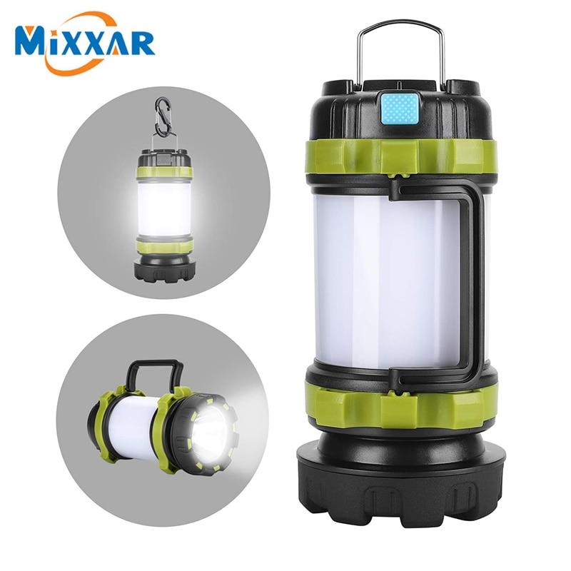 6 in 1 Camping Lantern - Premierity