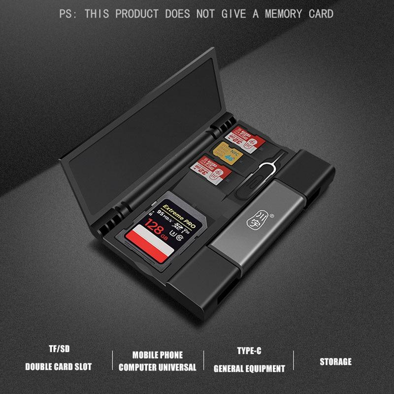 All-in-One Memory Card Case - Premierity