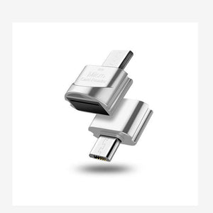 Mini MicroSD Card Reader - Premierity
