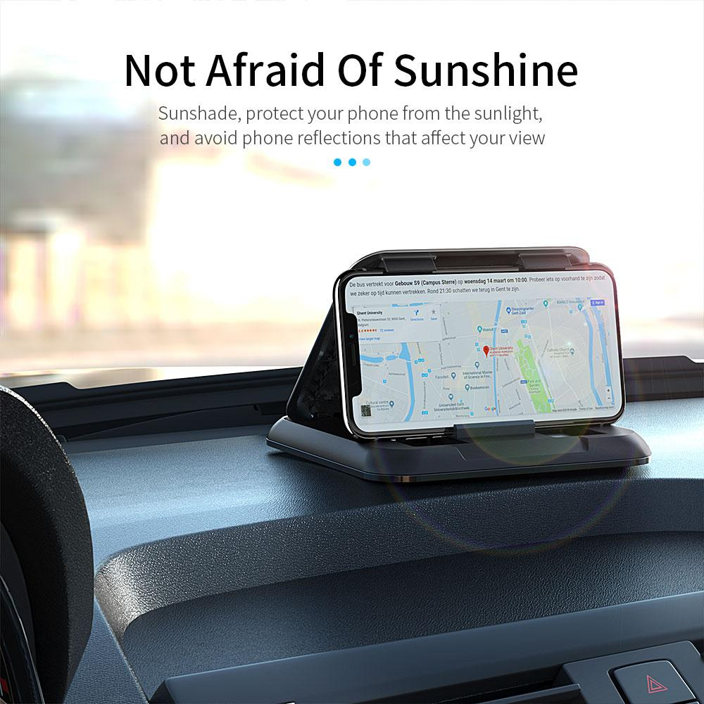 Universal Dashboard Car Phone Holder - Premierity