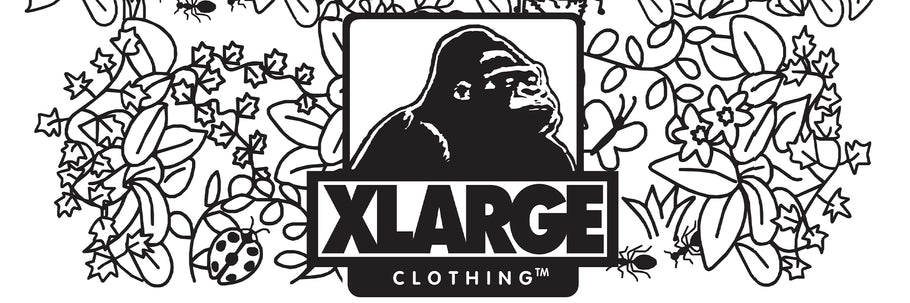 XLARGE COLORING PAGES