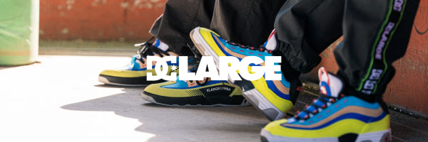 XLARGE × DC Shoes