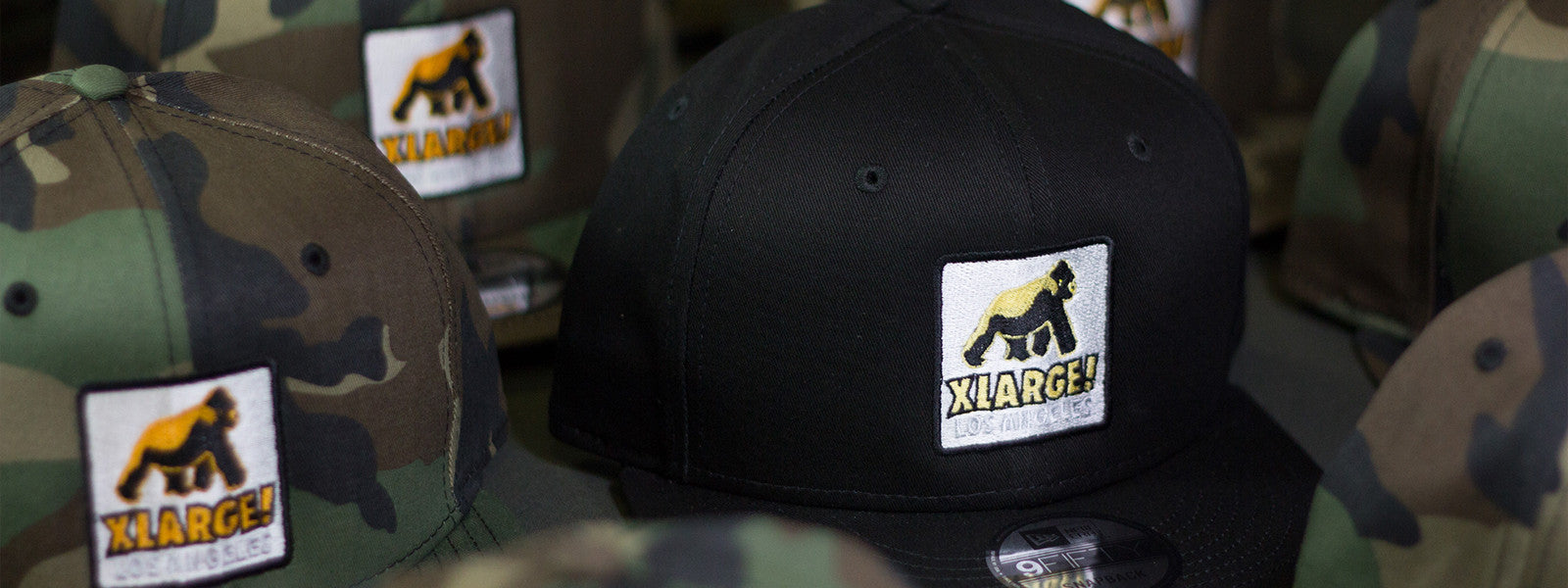 X-Large New Era 9Fifty Snapback