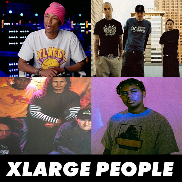 XLARGE PEOPLE