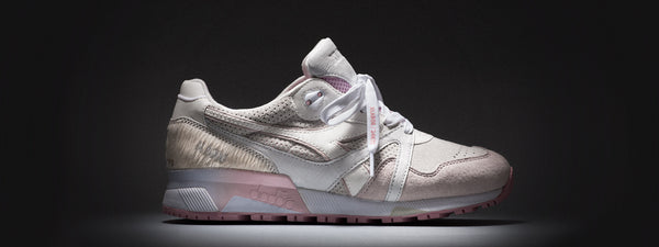 "X-Large & 24Kilates presents: Diadora ""COPITO"" N.9000"