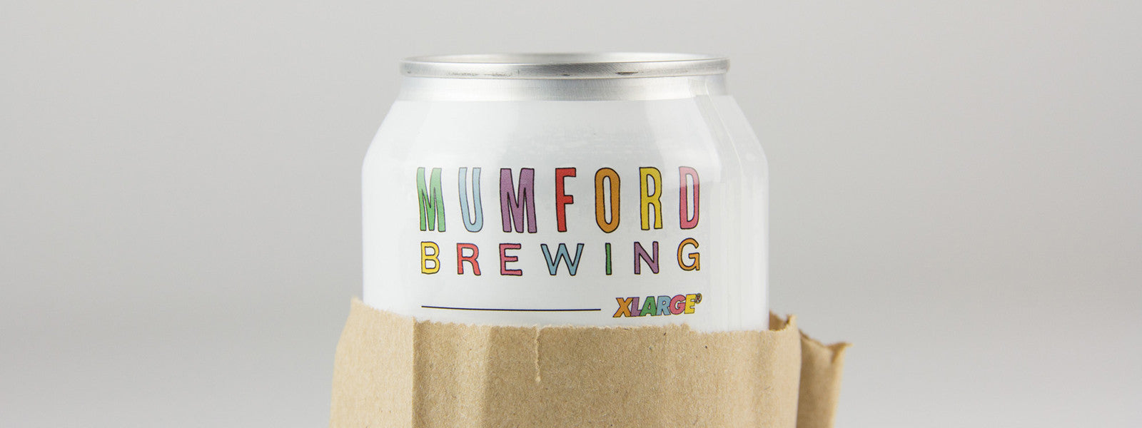 """XLARGE"" Double IPA by Mumford Brewery"