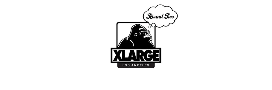 XLARGE 'Now & Then'