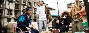 THE HIGHER BROTHERS & SPRING'18 CAPSULE COLLECTION