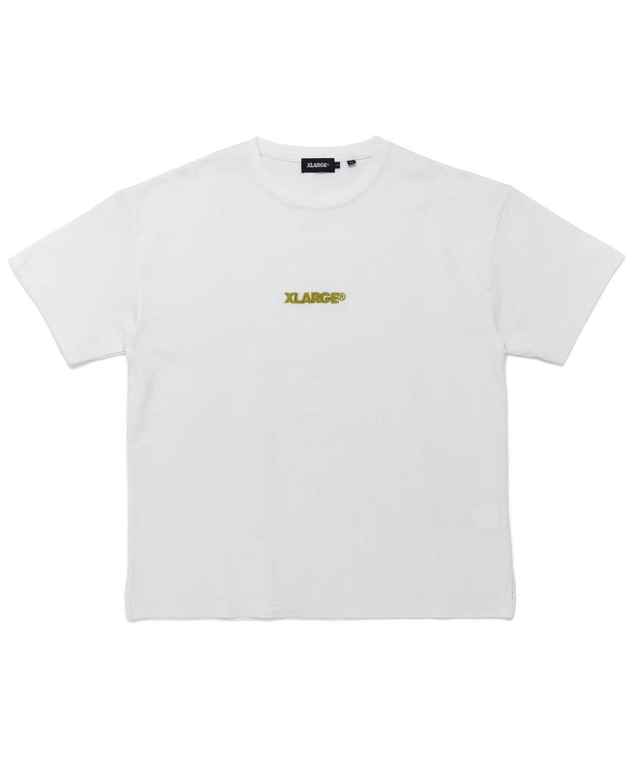 S/S TEE EMBROIDERY STANDARD LOGO 2 T-SHIRT XLARGE