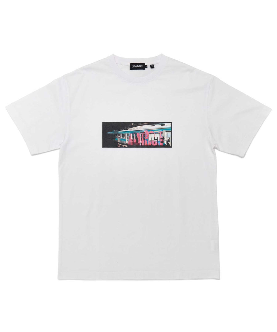S/S TEE TRAIN VICE T-SHIRT XLARGE