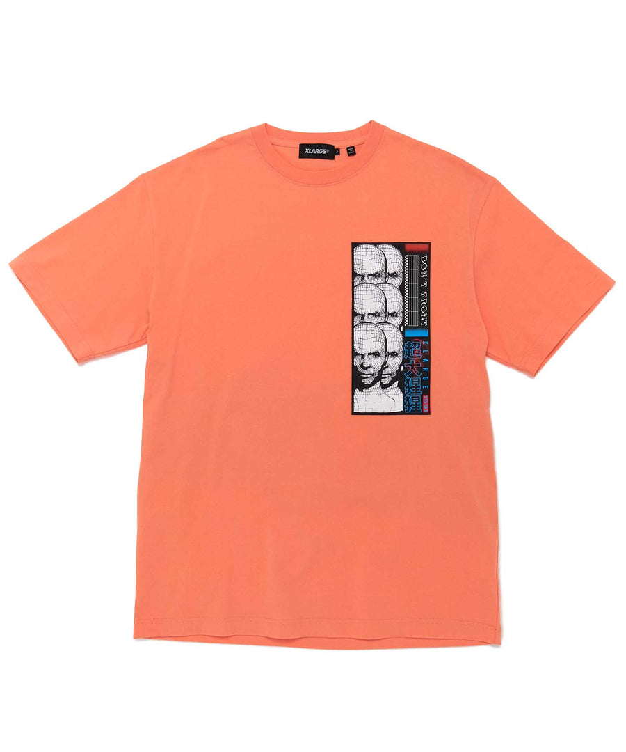 S/S TEE WIRE T-SHIRT XLARGE