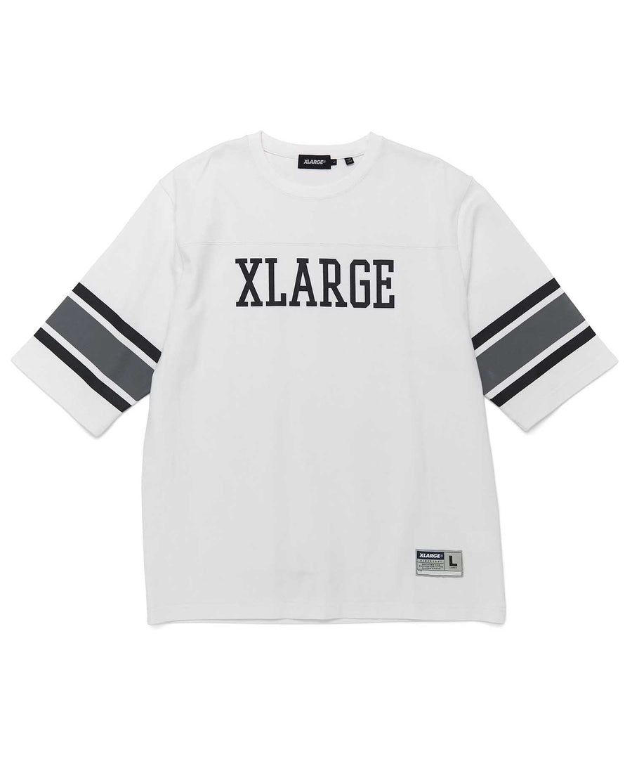 FOOTBALL H/S TEE KNITS XLARGE