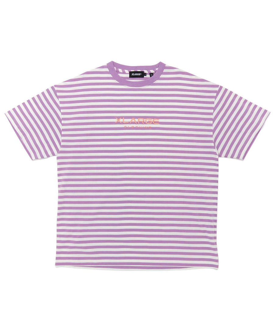 S/S RICHARD BORDER TEE KNITS XLARGE