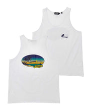 Load image into Gallery viewer, SUNSET TANKTOP KNITS XLARGE