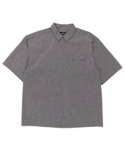 Load image into Gallery viewer, S/S ZIPPED BIG SHIRT SHIRT XLARGE