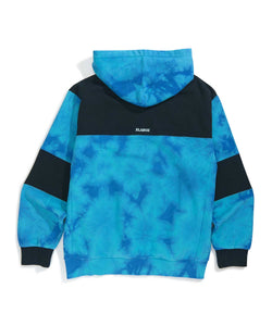 OVERDYE PULLOVER HOODED SWEAT FLEECE, CREWNECK, HOODIE XLARGE