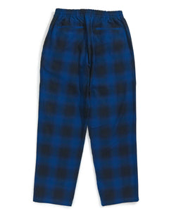 HOMBRE PLAID EASY TYPE PANT PANTS XLARGE
