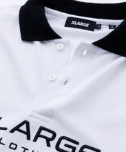 Load image into Gallery viewer, 2 TONE BIG POLO SHIRT KNITS XLARGE