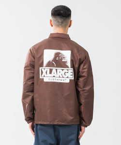 OG PRINTED COACHES JACKET