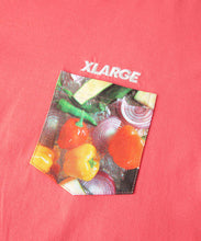 Load image into Gallery viewer, S/S INGREDIENTS STANDARD LOGO POCKET TEE T-SHIRT XLARGE