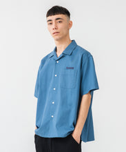 Load image into Gallery viewer, S/S OG OPEN COLLAR SHIRT SHIRT XLARGE