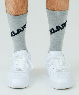 RANDOM LOGO SOCKS ACCESSORIES XLARGE