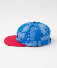 Load image into Gallery viewer, PAISLEY 6 PANEL CAP HEADWEAR XLARGE