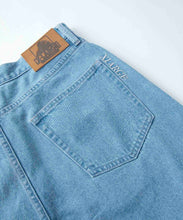 Load image into Gallery viewer, EMBROIDERY DENIM PANT PANTS XLARGE