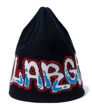Load image into Gallery viewer, GRAFFITI JACQUARD BEANIE HEADWEAR XLARGE