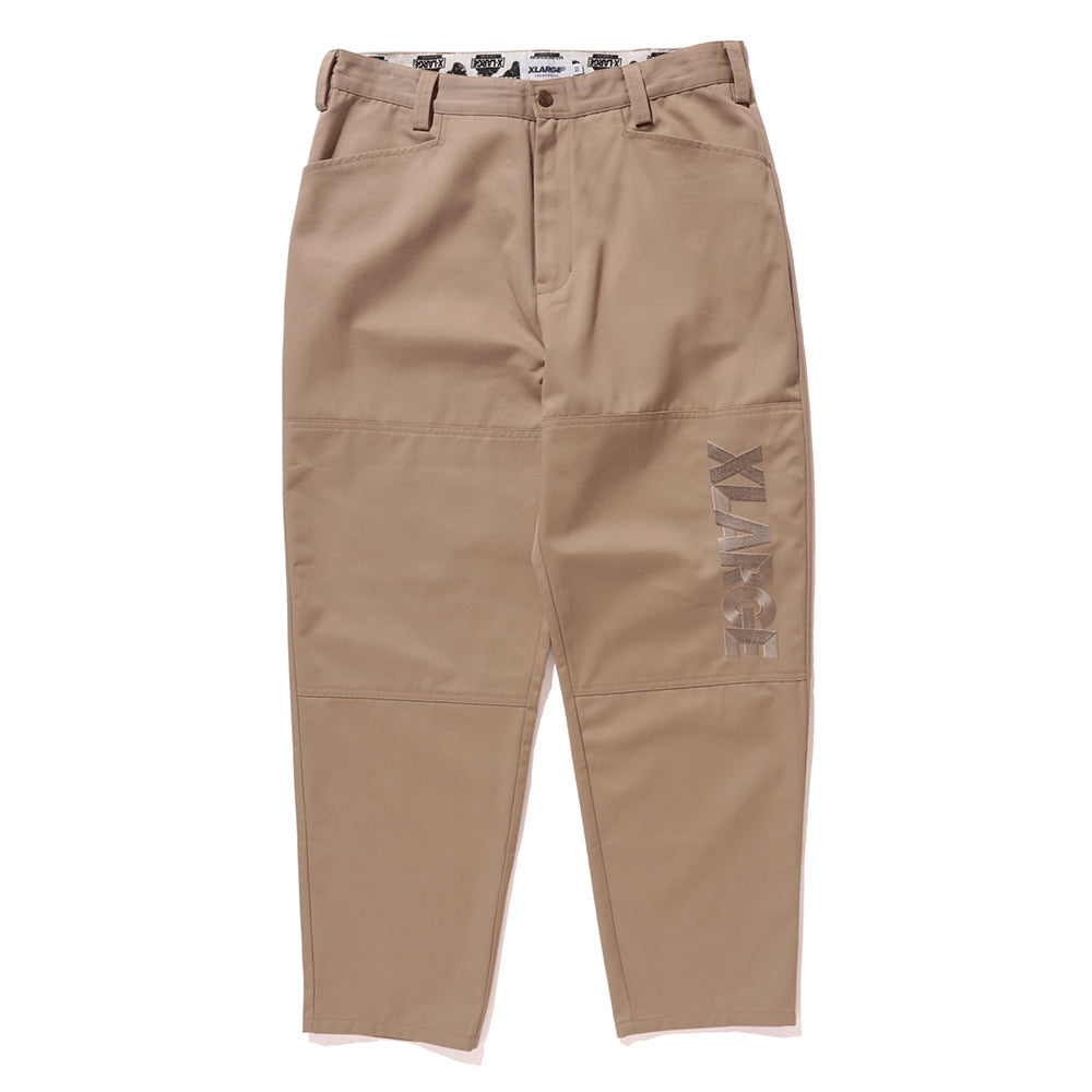 DOUBLE KNEE WORK PANT - X-Large Clothing