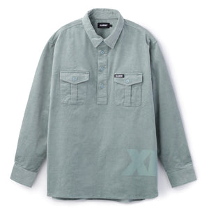 CORDUROY EASY SHIRT