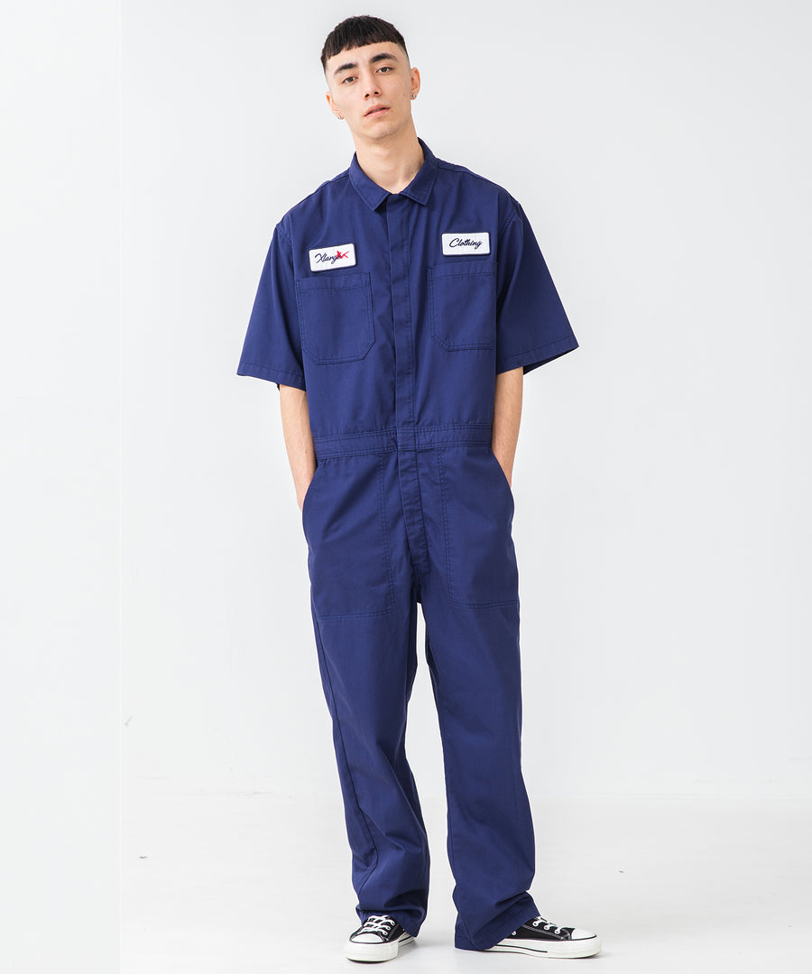 S/S JUMPSUIT PANTS XLARGE