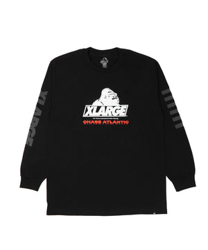 CHASE ATLANTIC CAUTION LS TEE T-SHIRT XLARGE