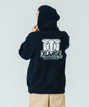 Load image into Gallery viewer, XLARGE x D*FACE D*DOG PULLOVER HOODED SWEAT FLEECE, CREWNECK, HOODIE XLARGE