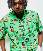 Load image into Gallery viewer, S/S ALLOVER PRINTED RAYON SHIRT SHIRT XLARGE