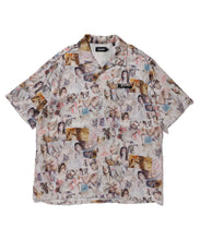 Load image into Gallery viewer, SORAYAMA S/S RAYON SHIRT SHIRT XLARGE