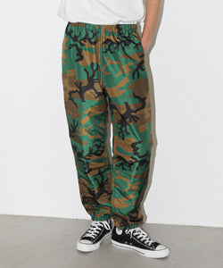 WARM UP CAMO PANTS PANTS XLARGE