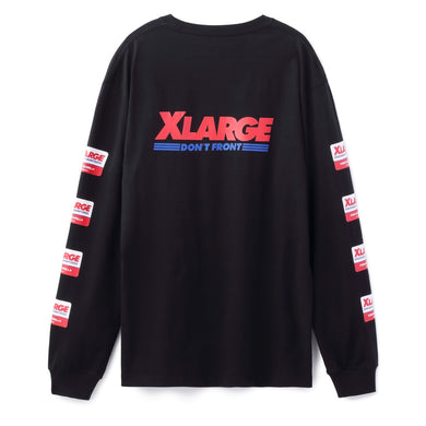 BAY AREA LS TEE T-SHIRT XLARGE